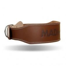 MadMax Пояс кожаный MFB 246 (бежевый)