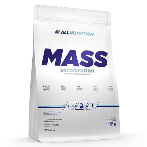 All Nutrition Mass Acceleration - 3000g
