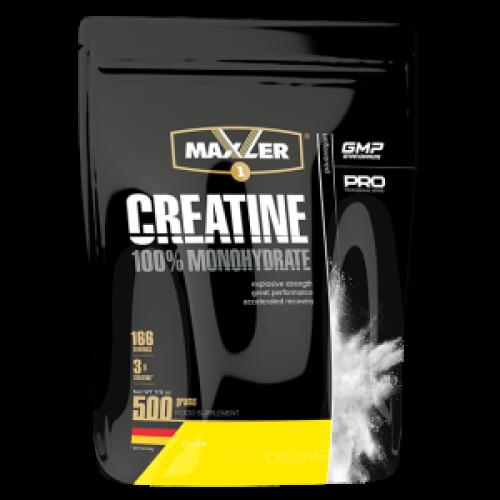 Maxler Creatine Monohydrate, 500 g