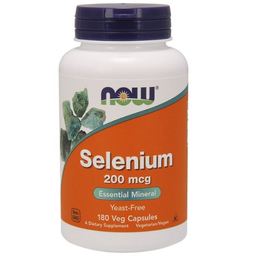 NOW Selenium 200, 180 tab