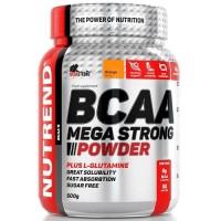 Nutrend BCAA Mega Strong Powder, 500 гр.