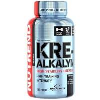 Nutrend Kre-Alkalyn, 120 капс.