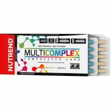 Nutrend Multivitamin Compressed Caps, 60 капс.