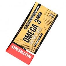 Nutrend Omega 3 Plus Softgel Caps, 120 капс.