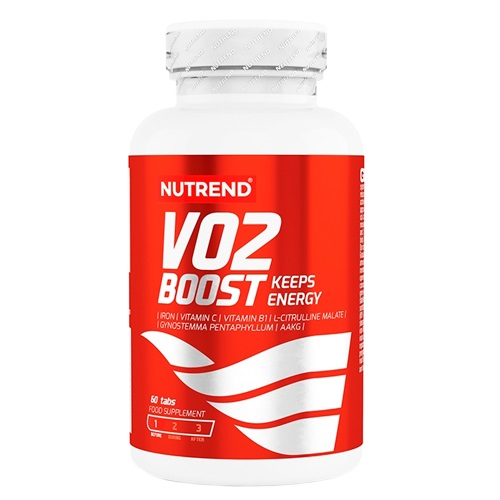 Nutrend VO2 Boost, 60 таб.