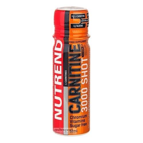 Nutrend Carnitine 3000 Shot, 60 мл