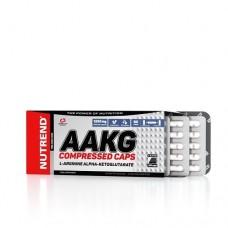 Nutrend AAKG Compressed Caps, 120 капс.