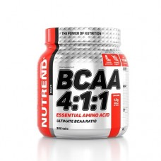 Nutrend BCAA 4:1:1 Tabs, 300 таб.
