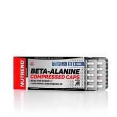 Nutrend Beta-Alanine Compressed Caps, 90 капс.