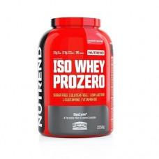 Nutrend Iso Whey Prozero, 2250 гр.