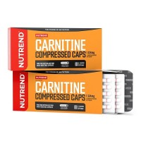 Nutrend Carnitine Compressed caps, 120 капс.