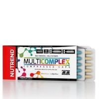 Nutrend Multicomplex Compressed Caps, 60 капс.
