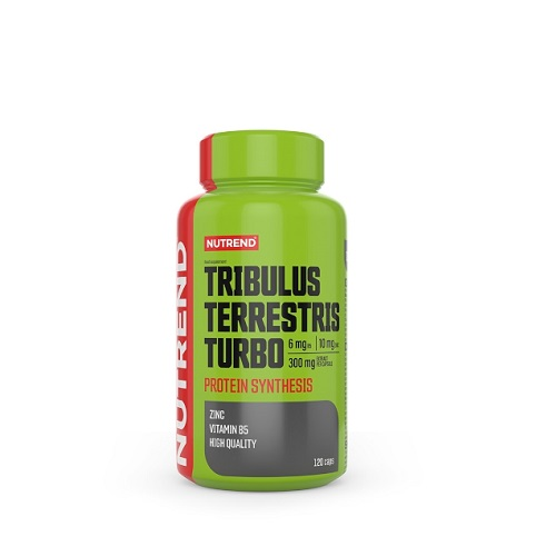 Nutrend Tribulus Terrestris turbo, 120 капс.