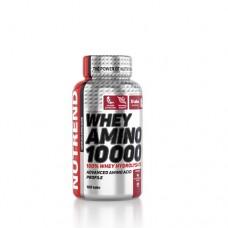 Nutrend Whey Amino 10.000, 100 таб.