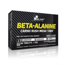 OLIMP Beta-Alanin CARNO RUSH Mega, 80 tabs