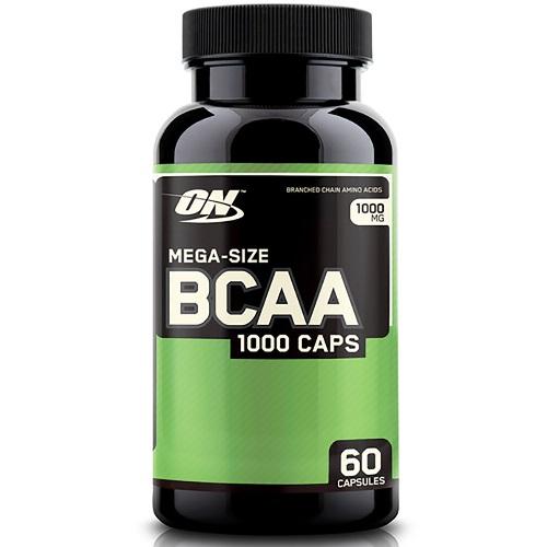 Optimum Nutrition (USA) Bcaa 1000 Caps 60 caps