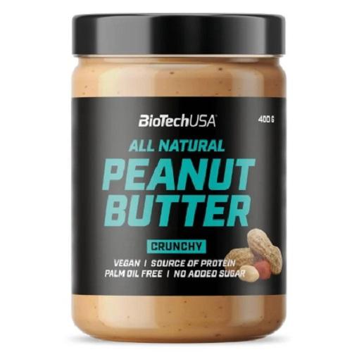 BiotechUSA Peanut Butter, 400g