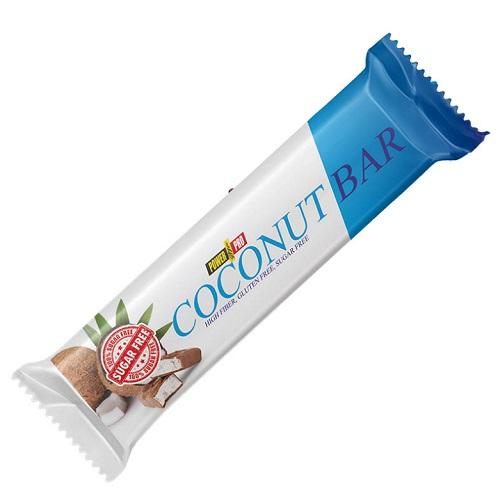 PowerPro Батончик Coconut Без Сахара, 50 грамм
