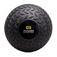 PowerSystem SlamBall М'яч для кросфіту та фітнесу 5 кг, PS-4115