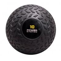 PowerSystem SlamBall М'яч для кросфіту та фітнесу 10 кг, PS-4116