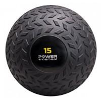 PowerSystem SlamBall М'яч для кросфіту та фітнесу 15 кг, PS-4117
