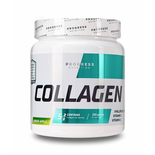 Progress Nutrition Collagen, 250 гр.