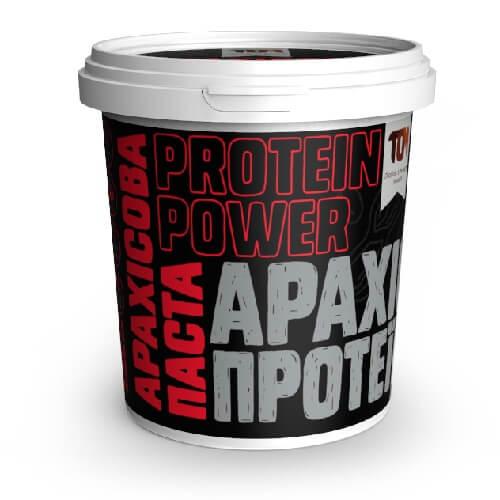 ТОМ Арахисовая паста с протеином, 500г