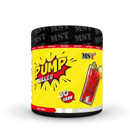 MST Pre-Workout Pump Killer, 330 гр.