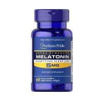 Puritan's Pride Melatonin 5 mg, 60 caps
