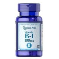 Puritan's Pride Vitamin B-1 100 mg, 100 tab
