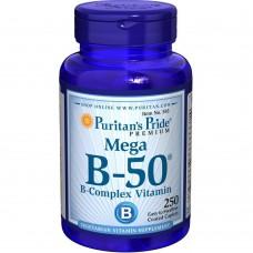 Puritan's Pride Vitamin B-50 Complex, 60 caps