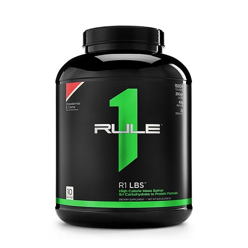 Rule One (R1) LBS Gainer, 2700 гр.