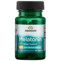 Swanson Melatonin 3mg, 120 caps