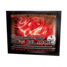 Scitec Nutrition Hot Blood 3.0 20g