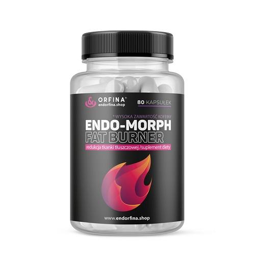 ORFINA ENDO-MORPH Fat burner, 80 капс.