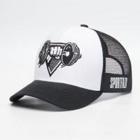 SportFaza Бейсболка - Біла з сіткою