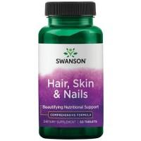 Swanson Hair Skin Nails, 60 таб.