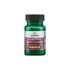 Swanson Hyaluronic acid complex 33mg, 60 капс.