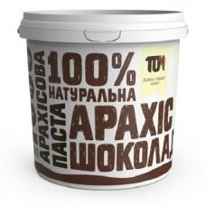 ТОМ Арахисовая паста с чёрным шоколадом, 1000г
