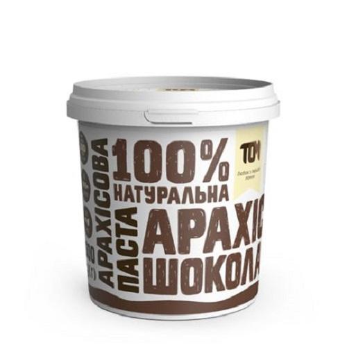 ТОМ Арахисовая паста с чёрным шоколадом, 500г