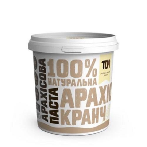 ТОМ Арахисовая паста (кранч), 500г