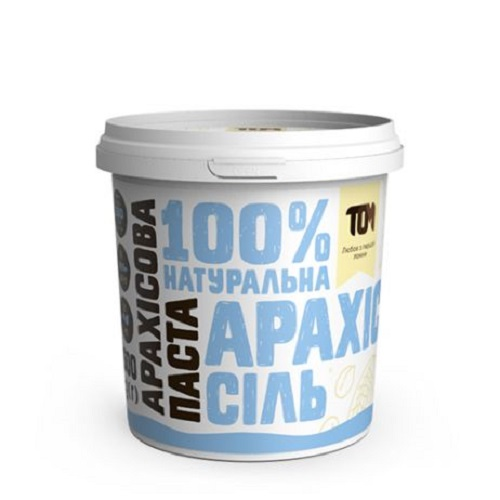 ТОМ Арахисовая паста солёная, 500г
