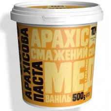 ТОМ Арахисовая паста с мёдом и кардамоном, 500г