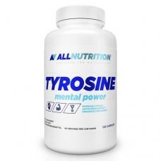 All Nutrition Tyrosine Mental Power - 120 caps