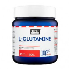 UNS 100% Pure L-Glutamine 200g