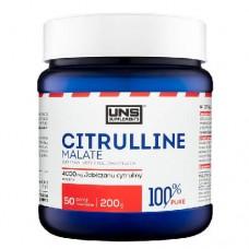 UNS 100% Pure Citrulline Malate 200g