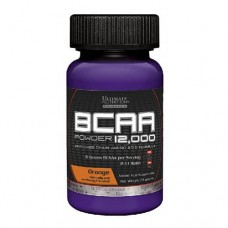 Ultimate Nutrition BCAA powder 7.6g