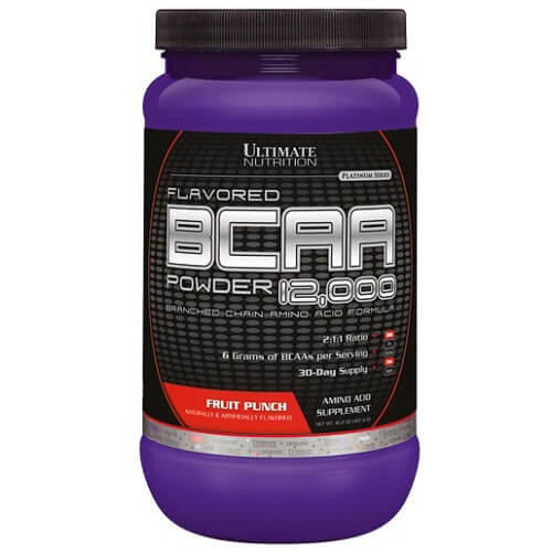 Ultimate Nutrition BCAA powder 457 g