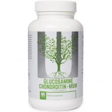 Universal Natural's Glucosamine Chondroitin MSM, 90 tabs