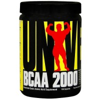 Universal Nutrition BCAA 2000, 120 caps